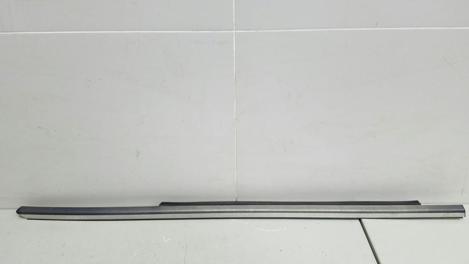 Бархотка молдинг наружний Mercedes S320 Cdi W220 OM 613.960 2000 передняя