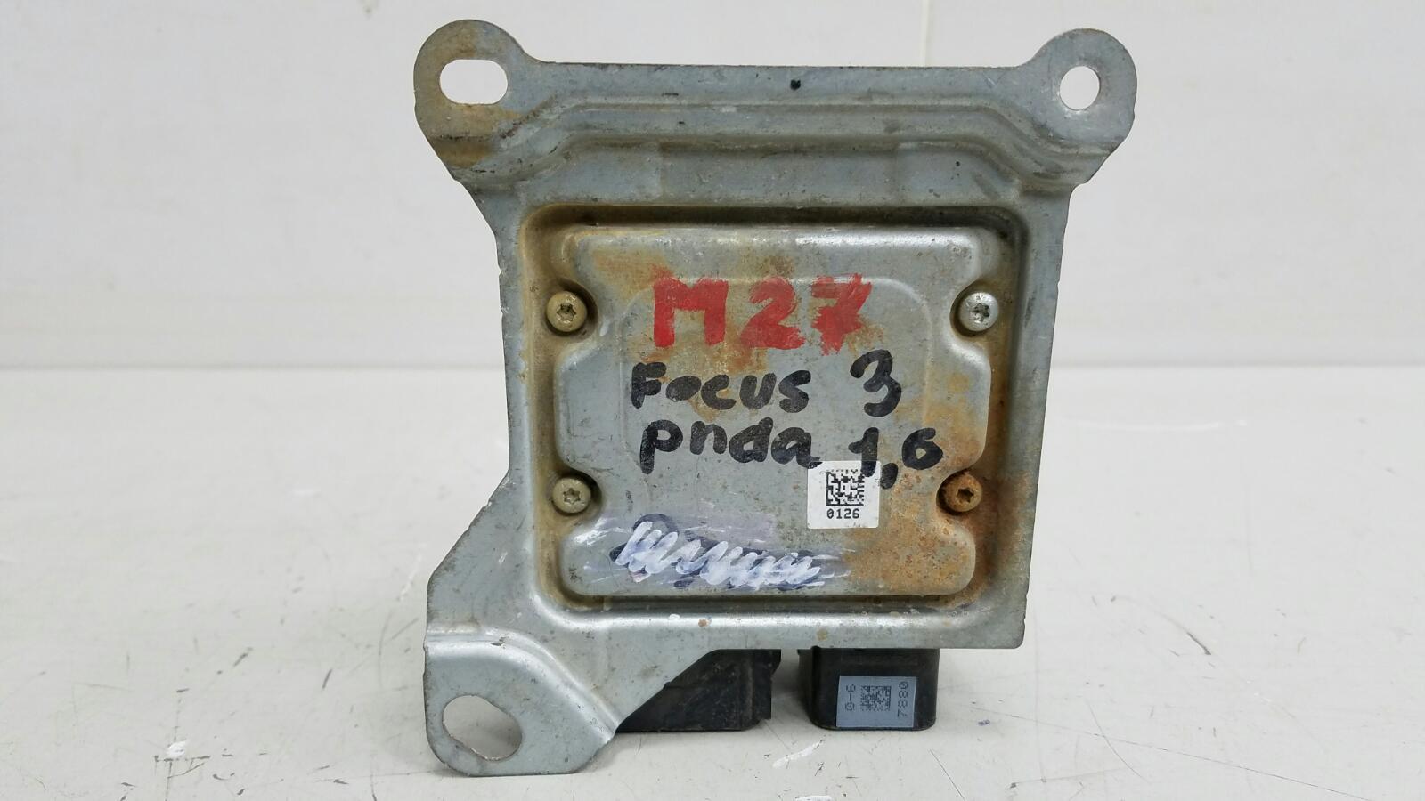 Блок управления srs airbag Ford Focus 3 BK PNDA 2013