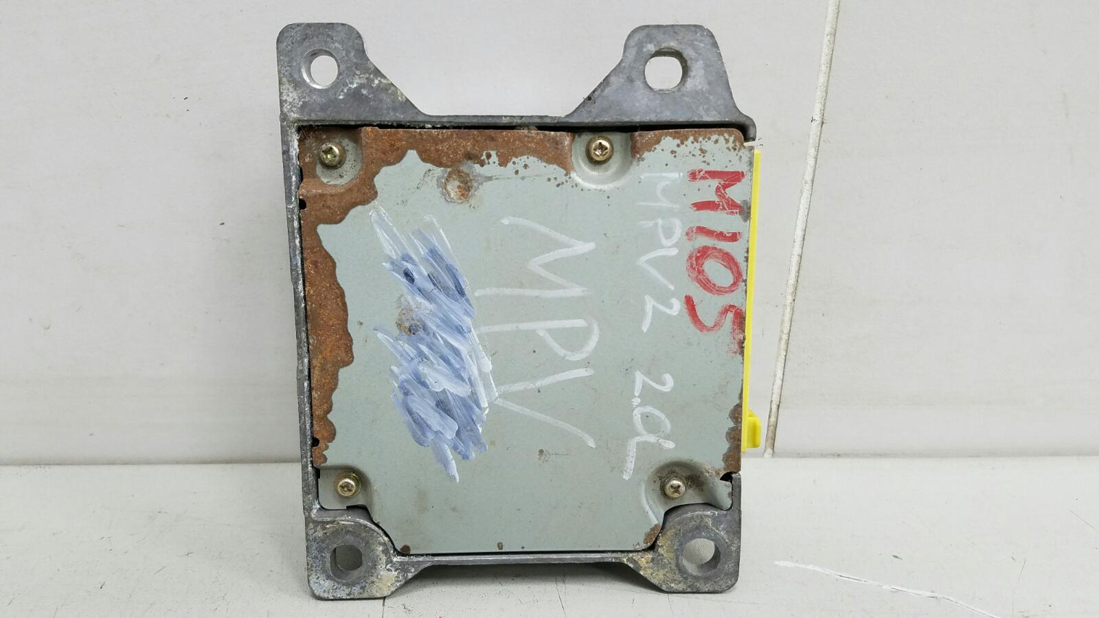 Блок управления srs airbag Mazda Mpv 2 JP FS 2003
