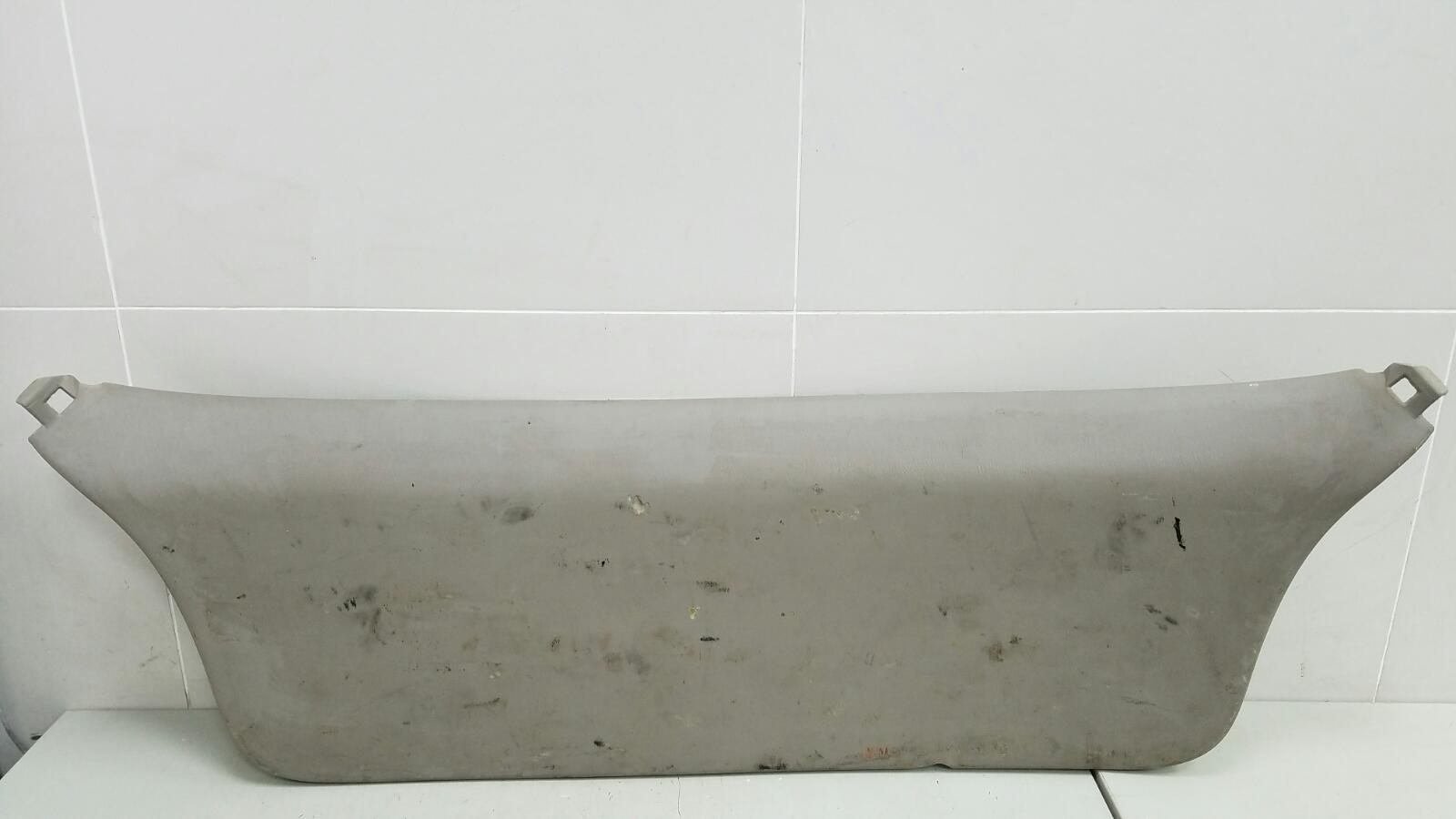 Обшивка крышки багажника Toyota Corolla Spacio AE115 7A-FE 1.8Л 1999