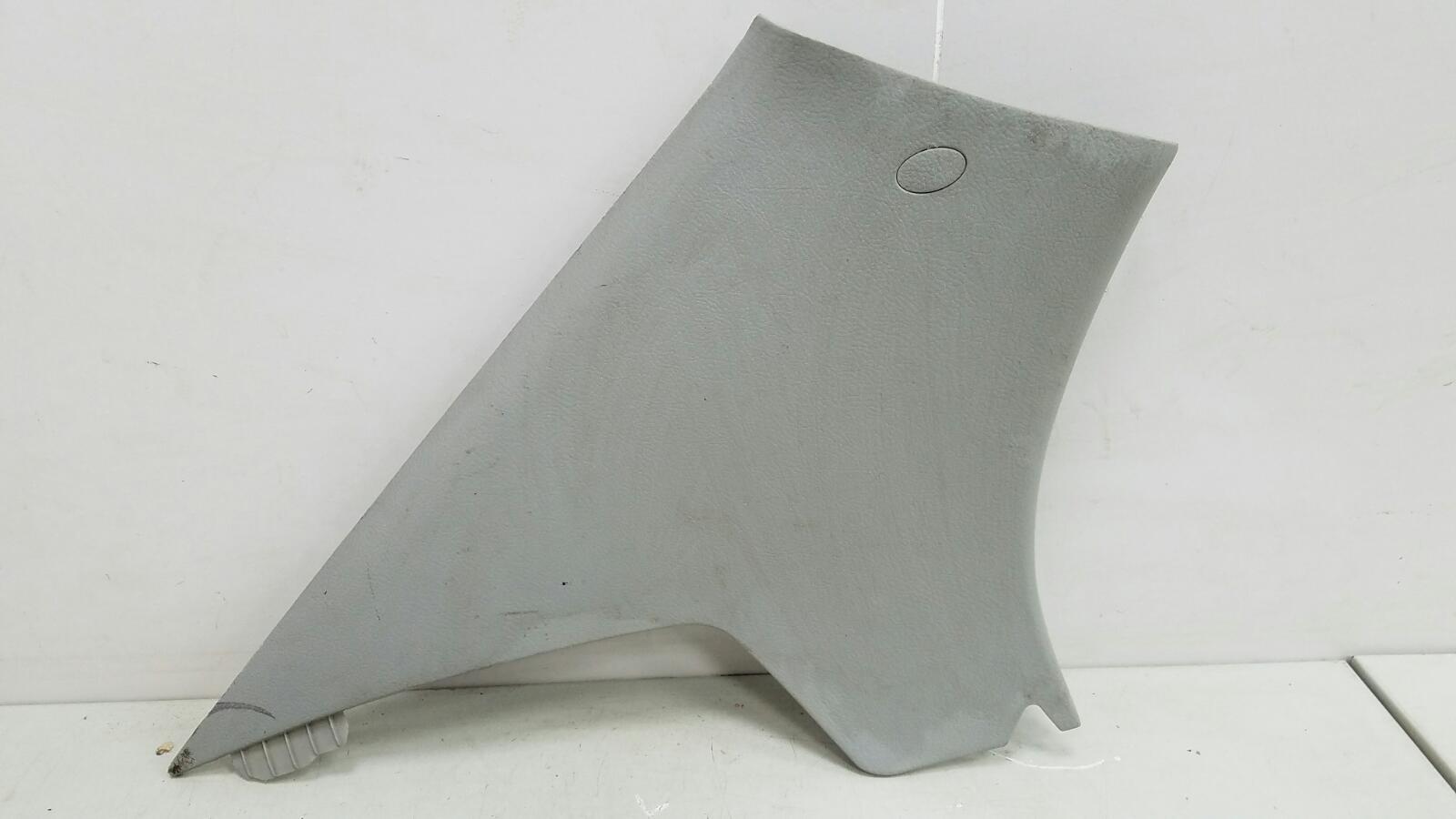 Обшивка стойки Kia Cerato 1 LD G4FC 2007 задняя левая