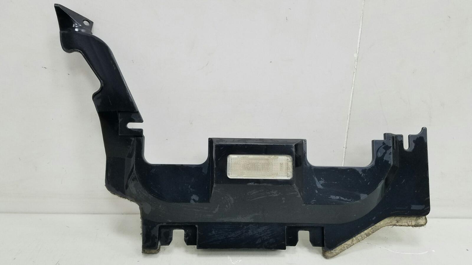 Накладка под торпеду Bmw X5 E53 M62 1999 нижняя