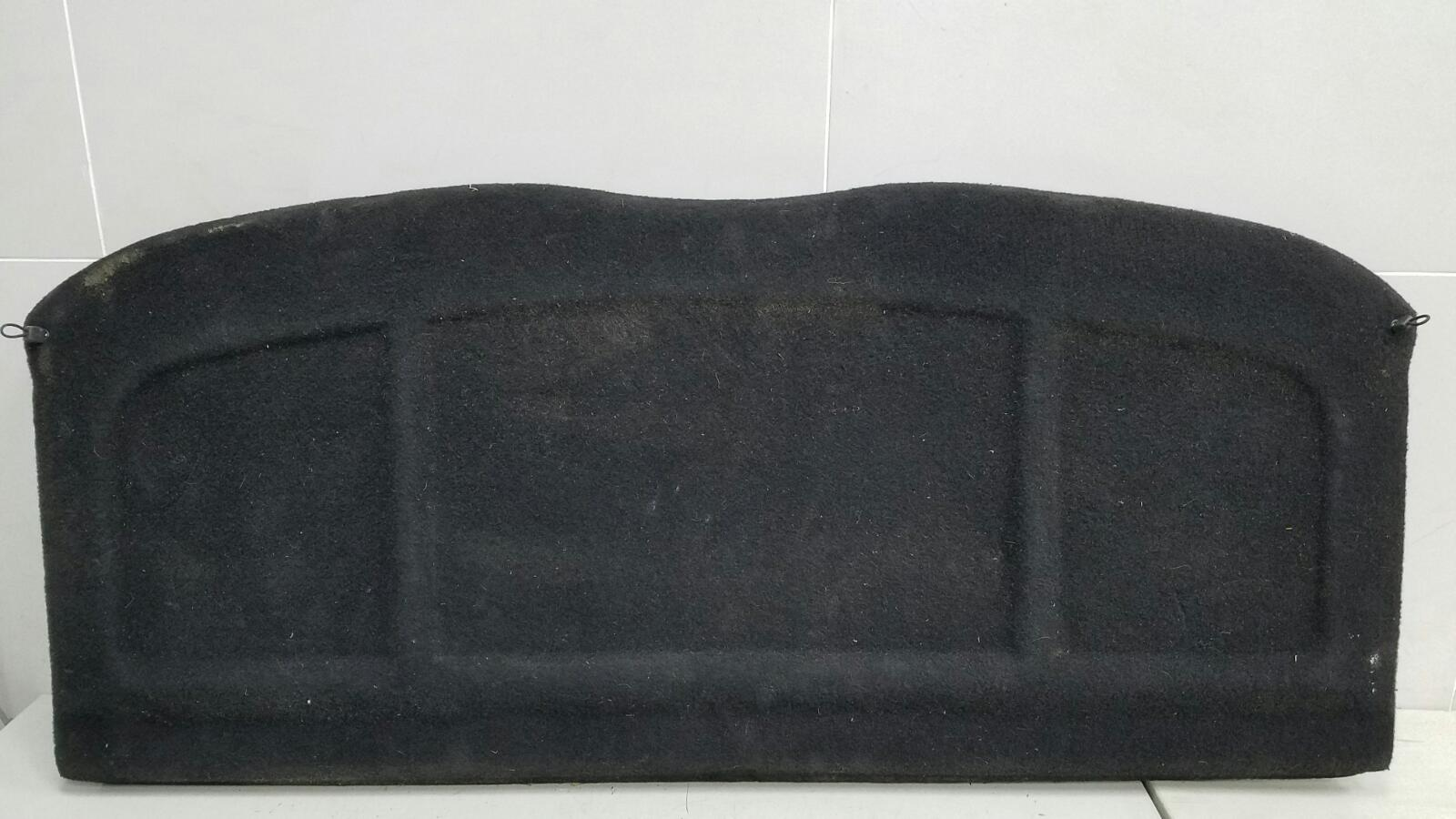 Полка багажника Kia Ceed ED G4FA 2008