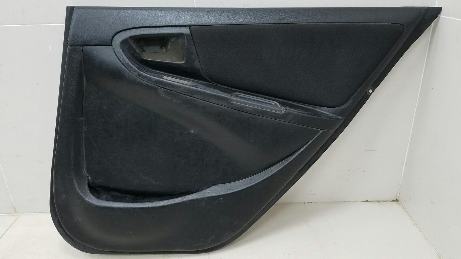 Обшивка карта двери Geely Mk MR479QA 1 2012 задняя правая