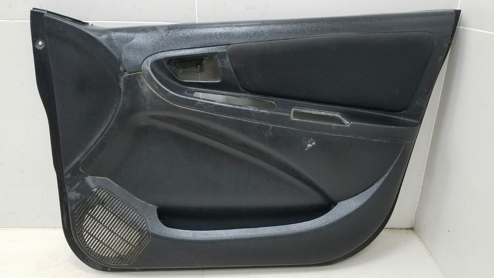 Обшивка карта двери Geely Mk MR479QA 1 2012 передняя правая