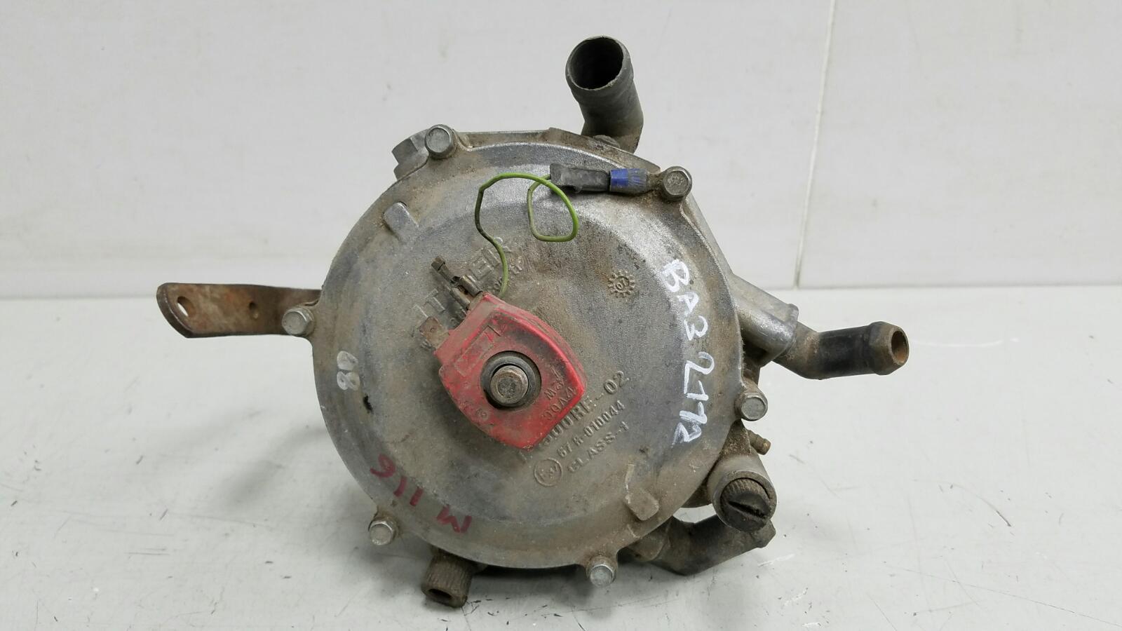 Редуктор гбо газовое оборудование Ваз 2112