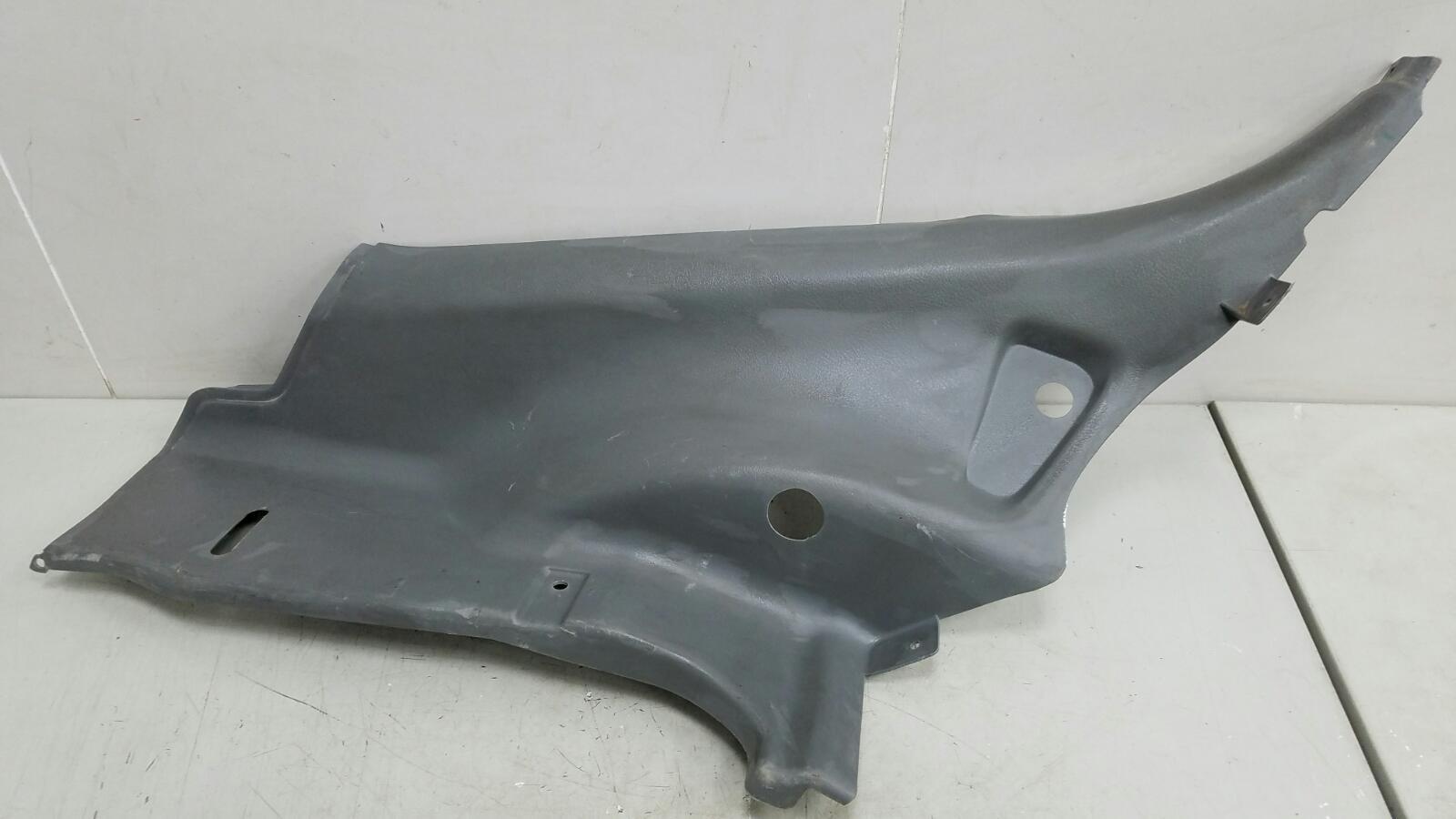 Обшивка стойки Chevrolet Lacetti J200 F14D3 2007 задняя левая