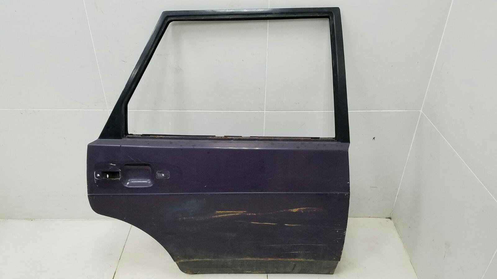 Дверь Ваз 2109 задняя правая