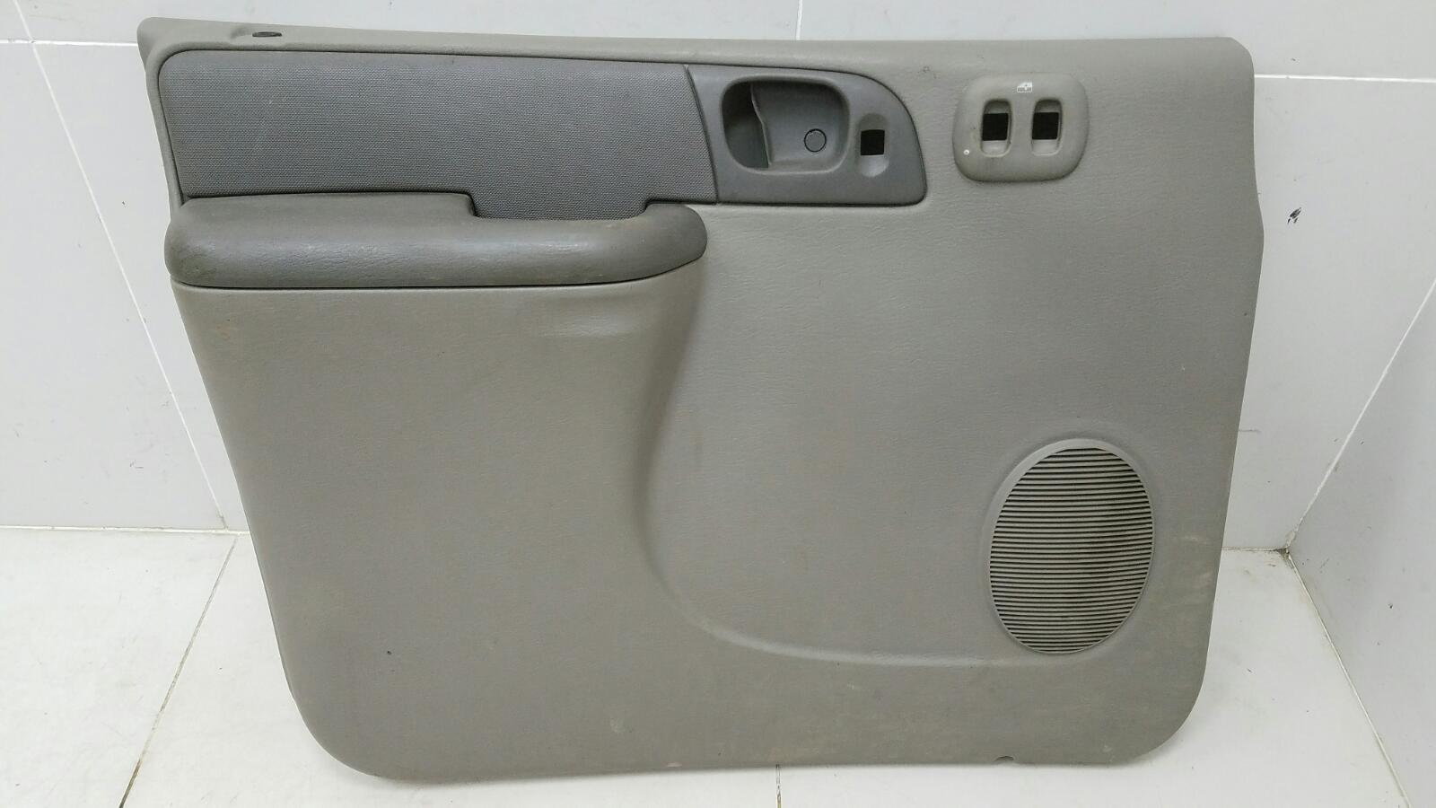 Обшивка карта двери Dodge Caravan 4 RG EGM 3.3Л 2001 передняя левая