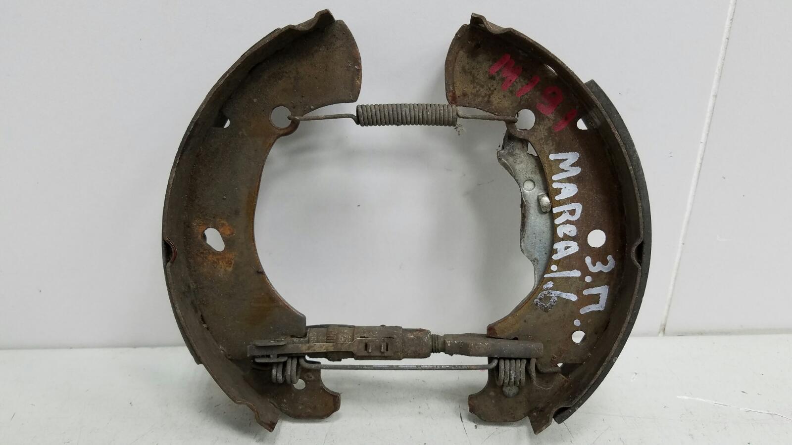 Механизм развода колодок ручника Fiat Marea 185 182 A4.000 1.6Л 1997 задний правый