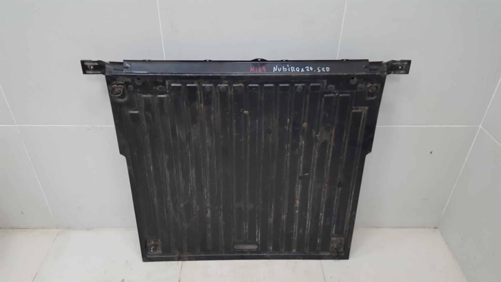 Пол багажника Daewoo Nubiro KLAJ X20SED 2.0Л 1999