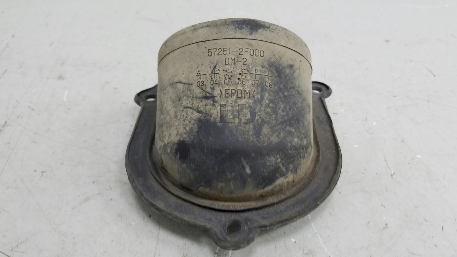 Пыльник рулевой колонки Kia Cerato 1 LD G4FC 2007