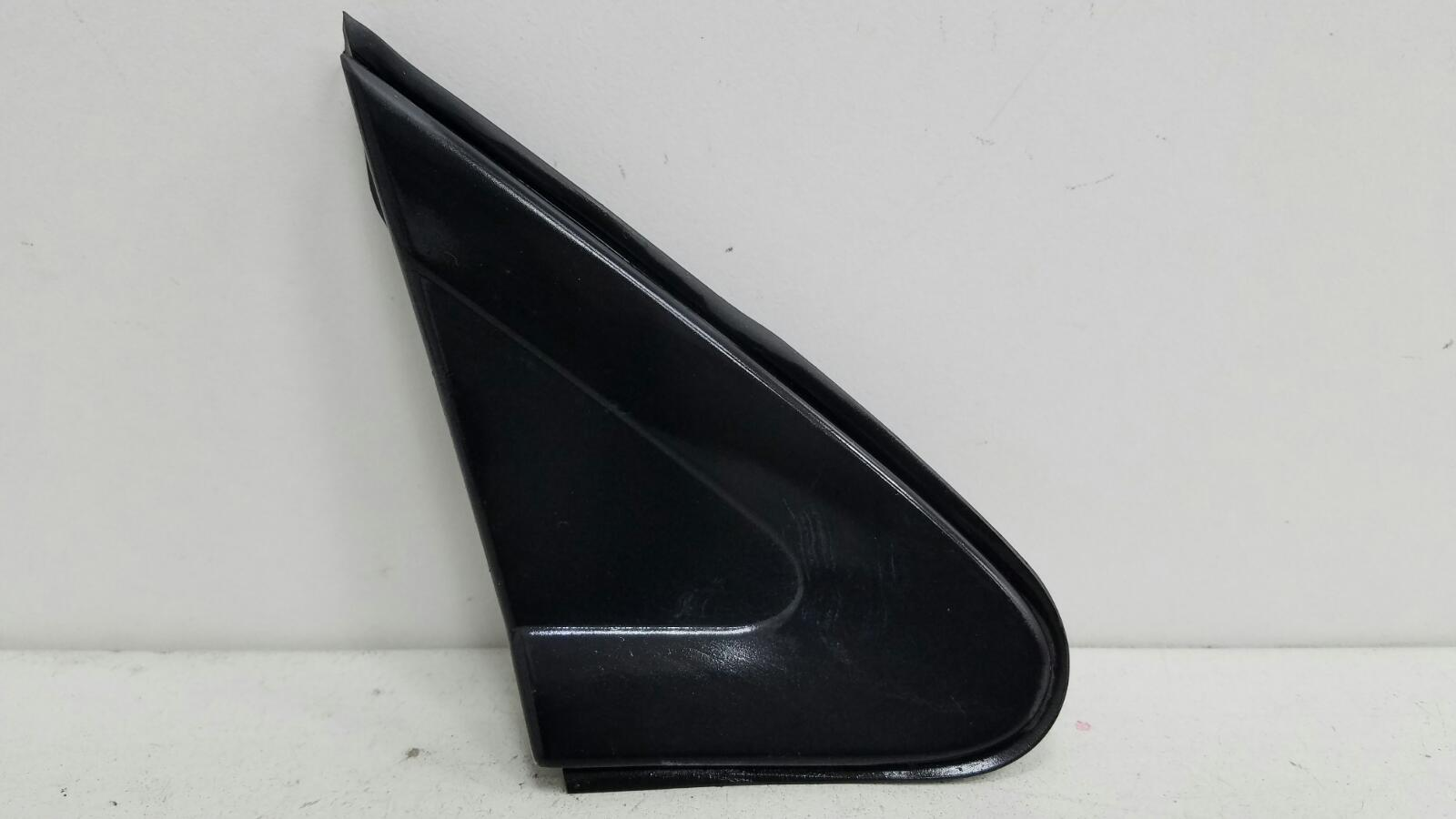 Накладка уголок двери заглушка зеркала Mitsubishi Lanser 9 CSA 4G18 2003 передняя левая