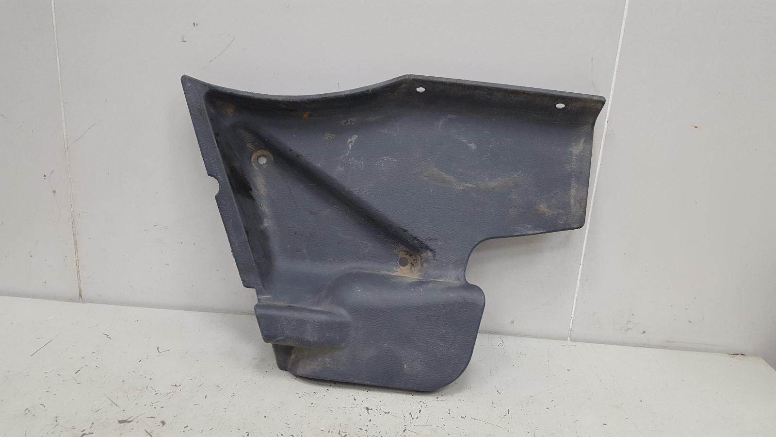 Пластик багажника карман Daewoo Matiz FBCV 2007 левый