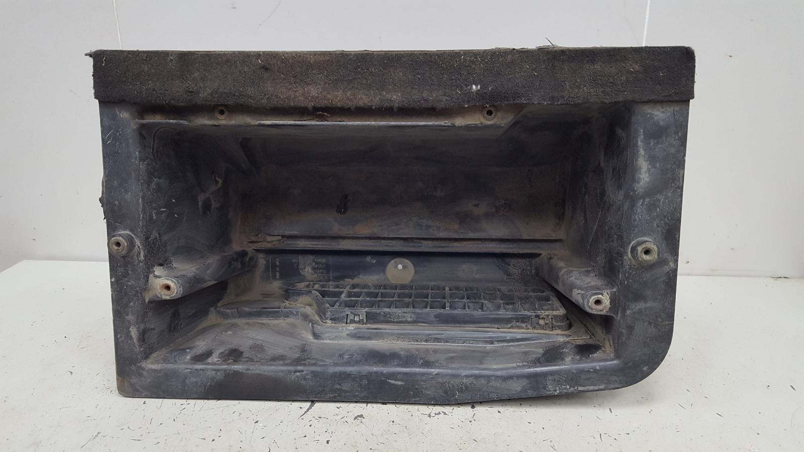 Пластик багажника карман Audi A8 D2 ABZ 1996 задний левый