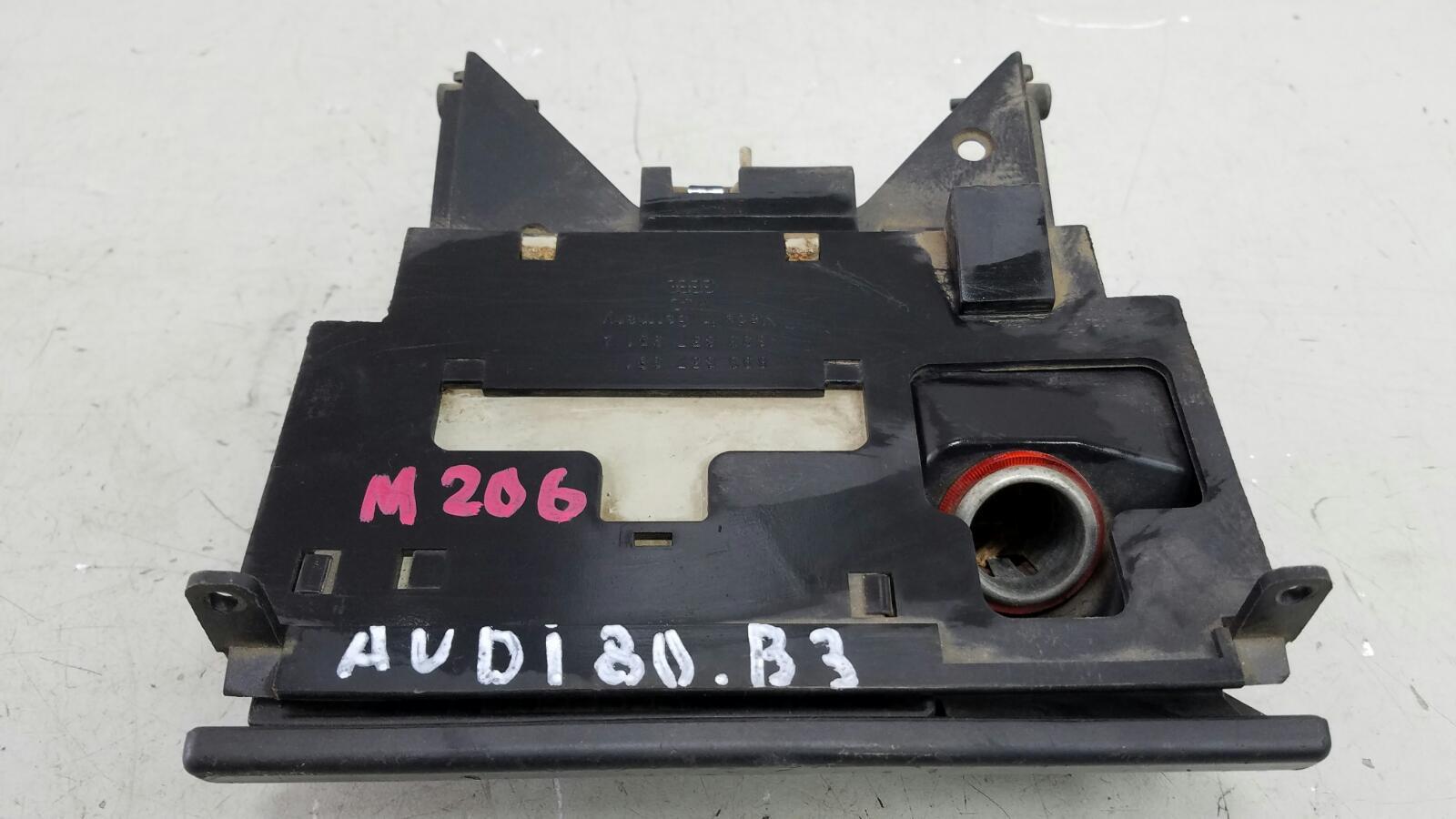 Пепельница Audi 80 B3 YN 1.8Л 1990