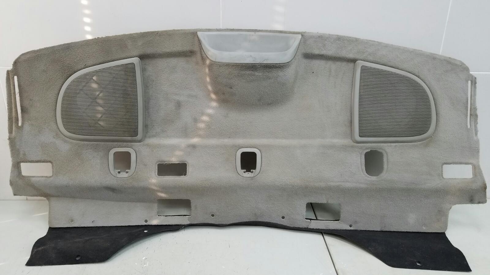 Полка багажника Kia Cerato 1 LD G4FC 2007