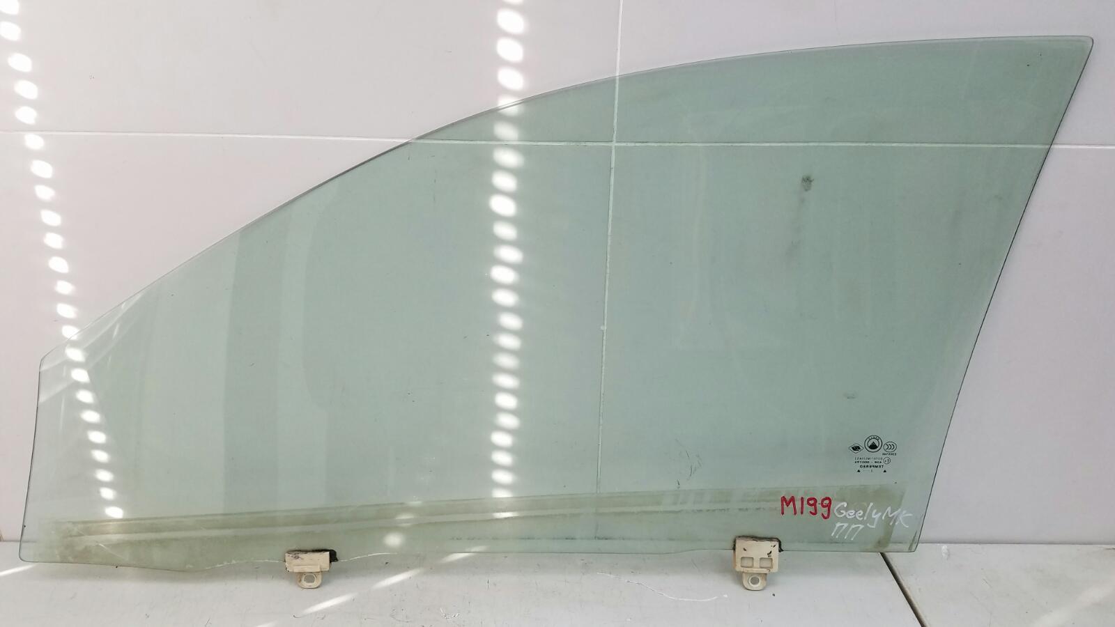 Стекло двери Geely Mk MR479QA 1 2012 переднее правое