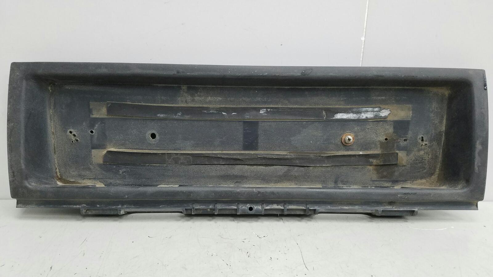 Рамка для номера Audi 100 45 1991