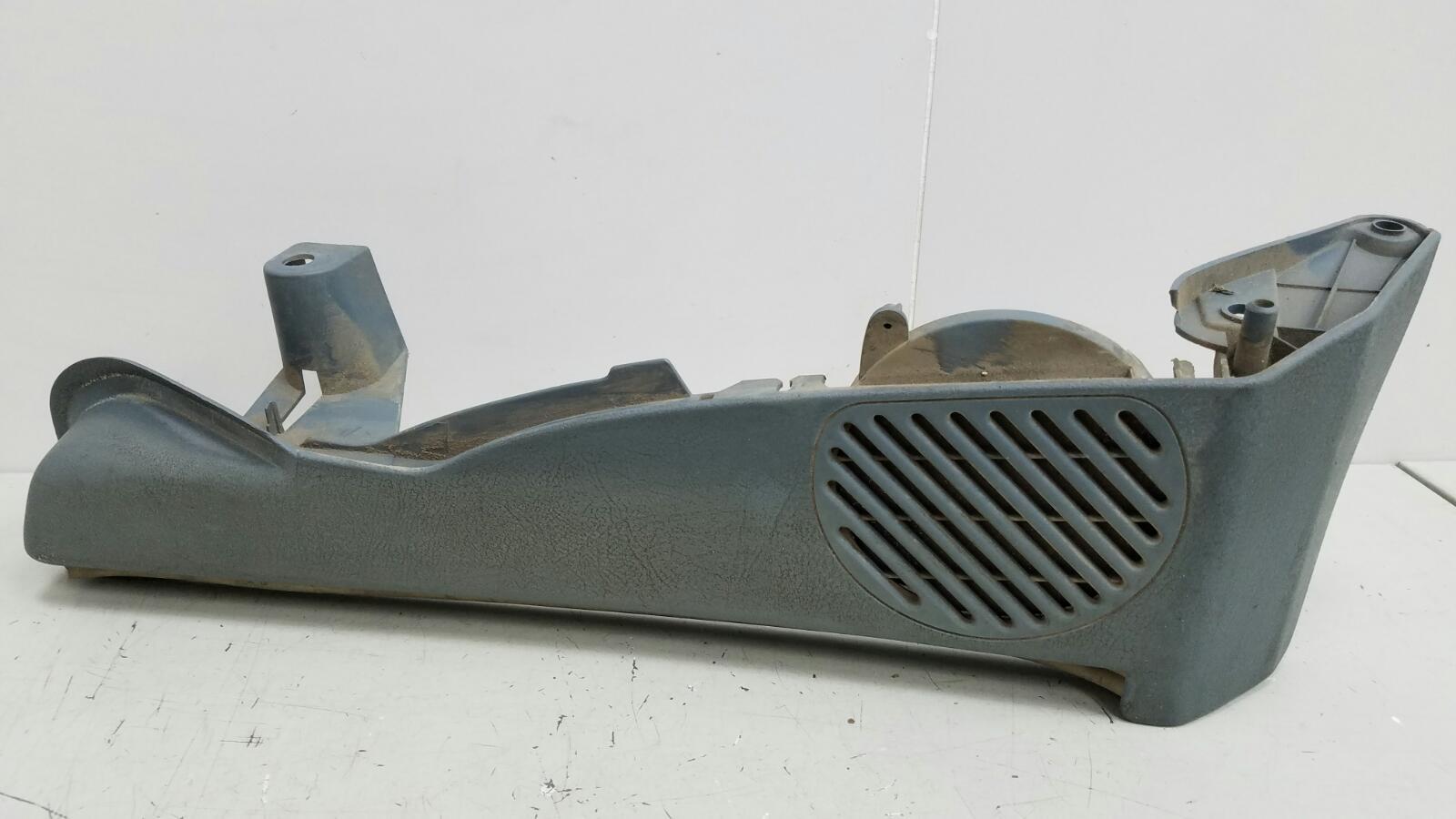 Обшивка стойки Renault Megane 1 BA0 K7M 1996 задняя левая