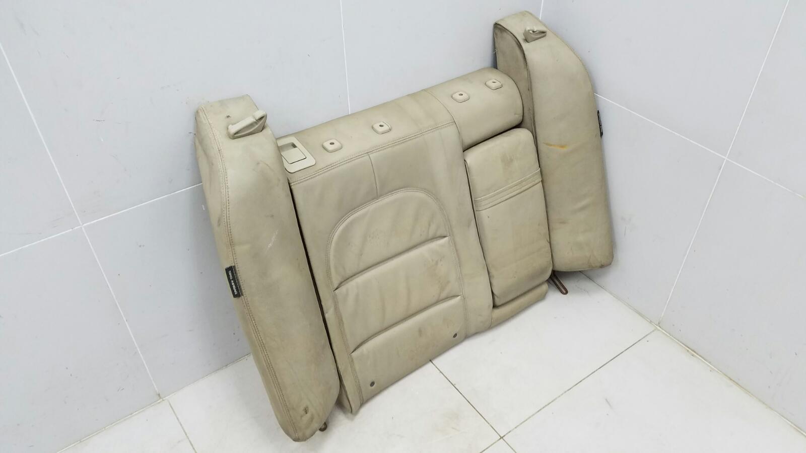 Комплект сидений Hyundai Grandeur 4 TG G6DB 3.3Л 2008 задний
