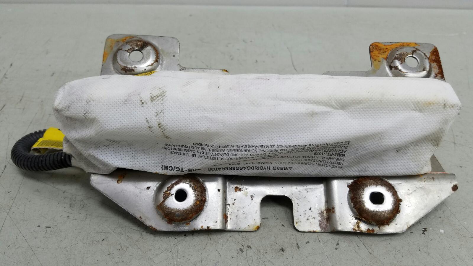 Подушка безопасности боковая, потолочная Hyundai Grandeur 4 TG G6DB 3.3Л 2008