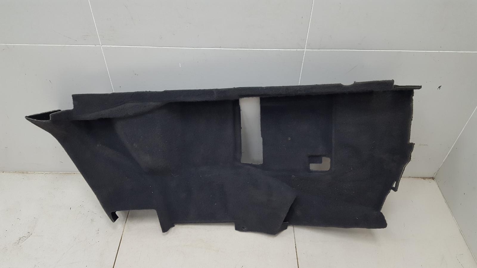 Обшивка багажника Mercedes E240 W211 M112.913 2002