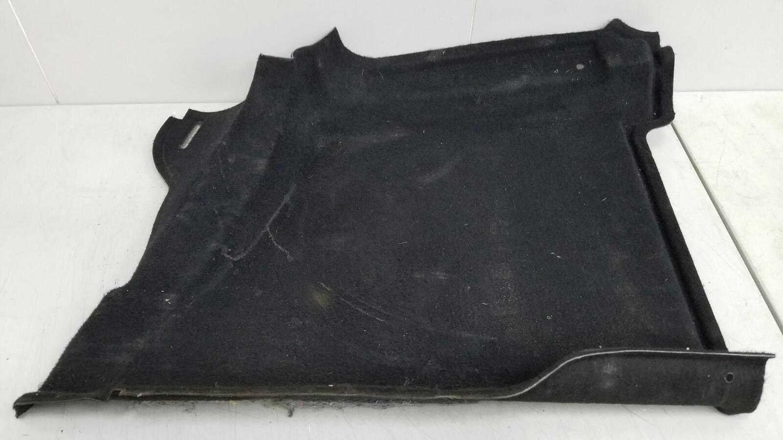 Обшивка багажника Peugeot 407 6D 6FZ 2004 правая