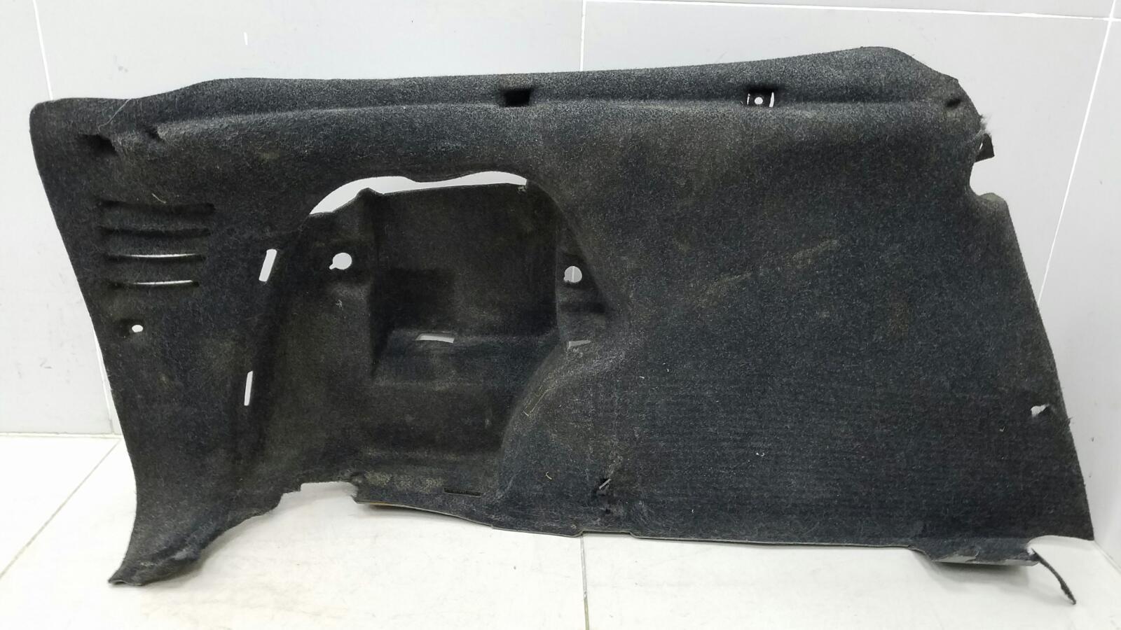 Обшивка багажника Fiat Marea 186 A6.000 JTD 110 1.9Л 2001