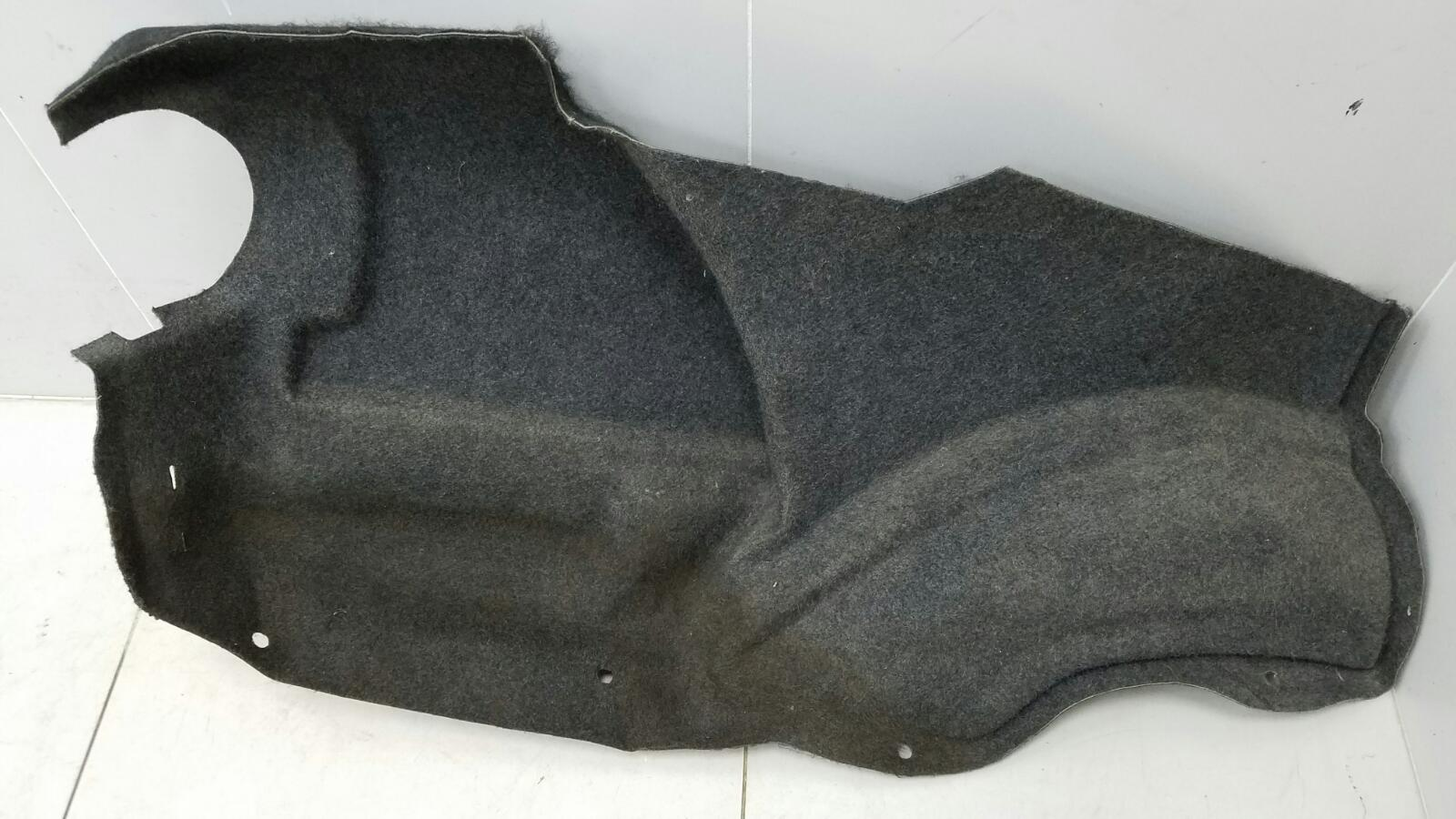 Обшивка багажника Audi 100 45 1991 задняя левая