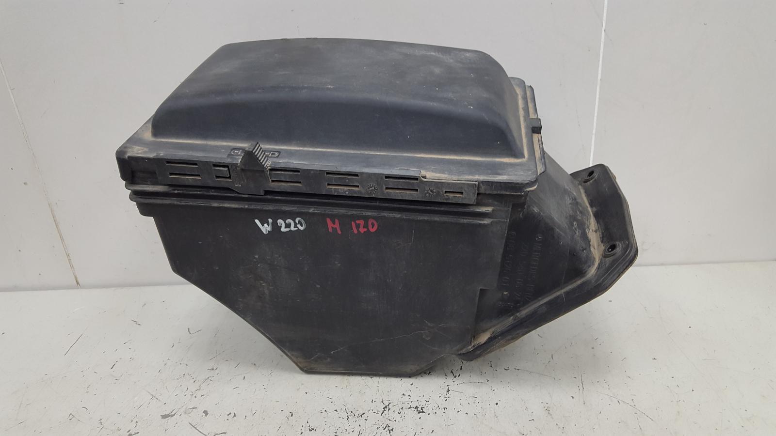 Корпус блока предохранителей Mercedes S400Cdi W220 OM 628.960 4.0Л 2001