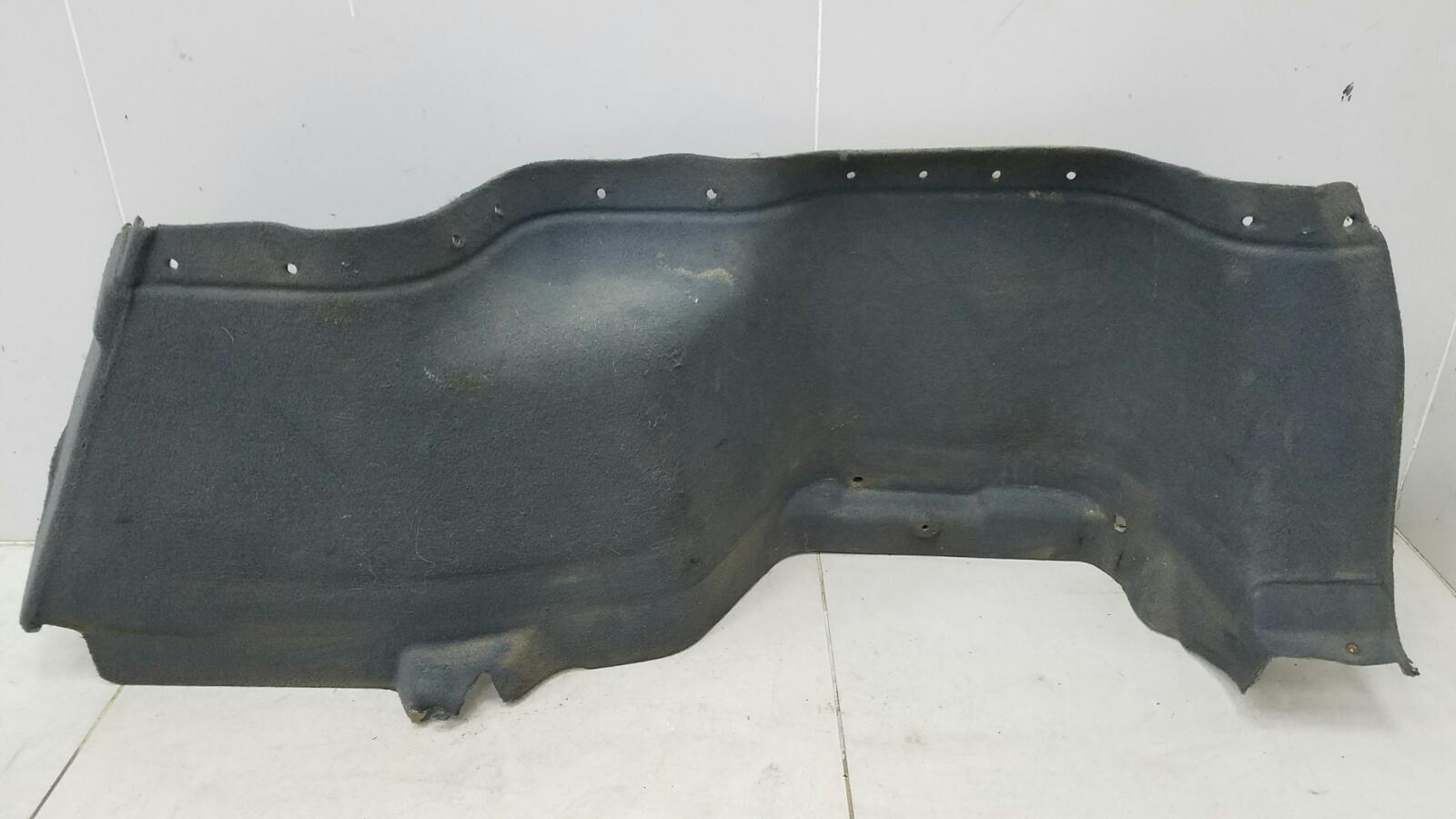 Обшивка багажника Daewoo Nubiro KLAJ X20SED 2.0Л 1999 задняя правая