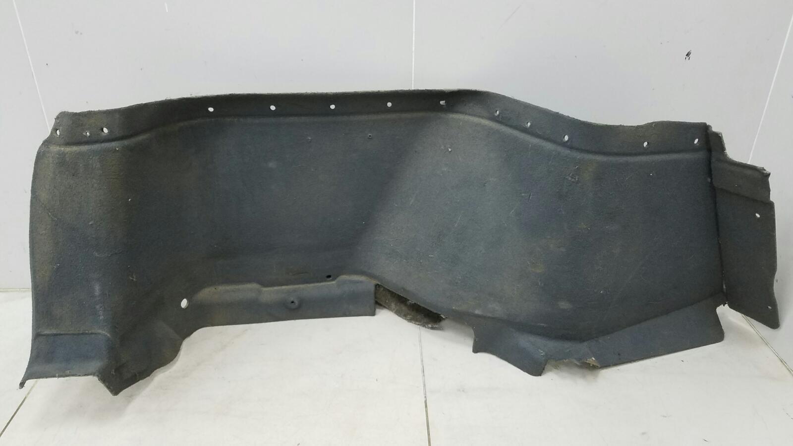 Обшивка багажника Daewoo Nubiro KLAJ X20SED 2.0Л 1999 левая