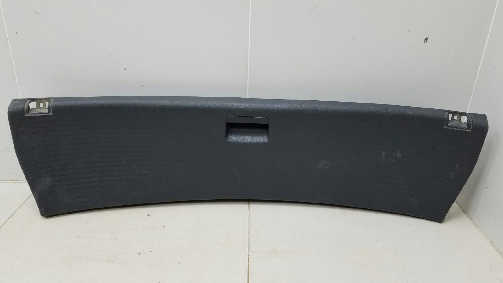 Накладка крышки багажника Fiat Marea 186 A6.000 JTD 110 1.9Л 2001