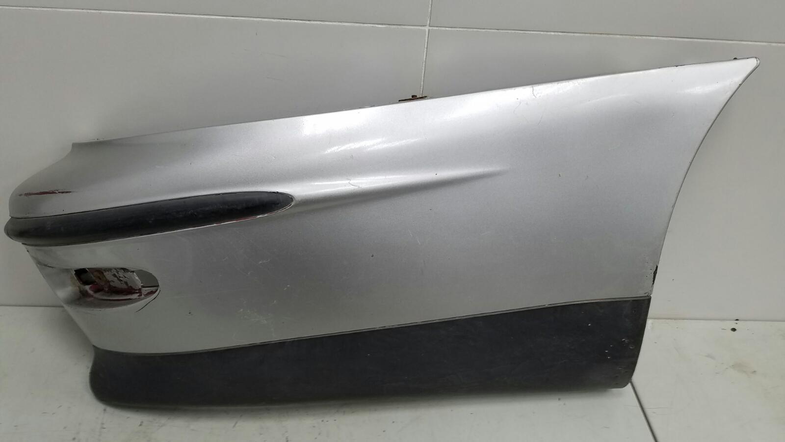 Накладка на бампер Fiat Marea 186 A6.000 JTD 110 1.9Л 2001 задняя правая