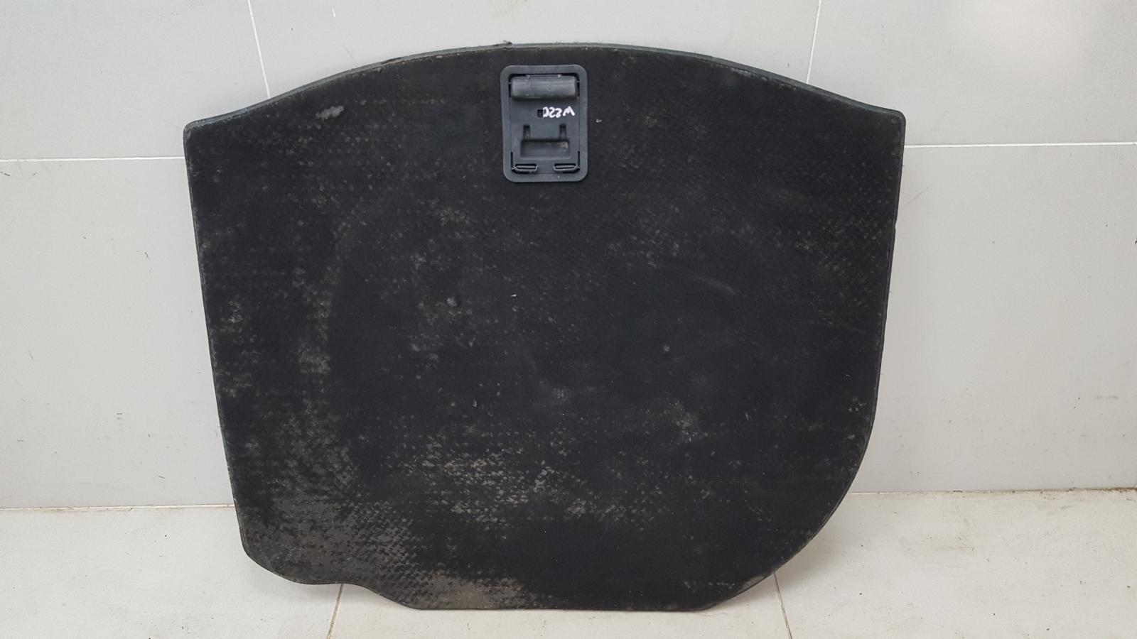 Пол багажника Mercedes S400Cdi W220 OM 628.960 4.0Л 2001