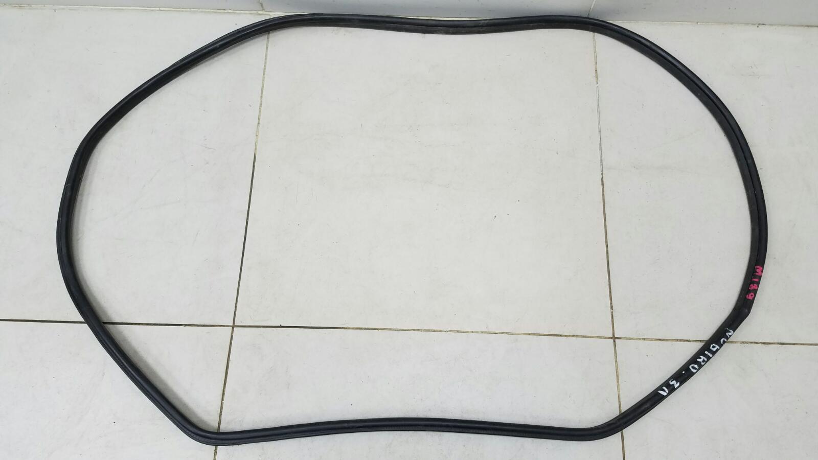 Уплотнительная резинка проема двери Daewoo Nubiro KLAJ X20SED 2.0Л 1999 задняя левая