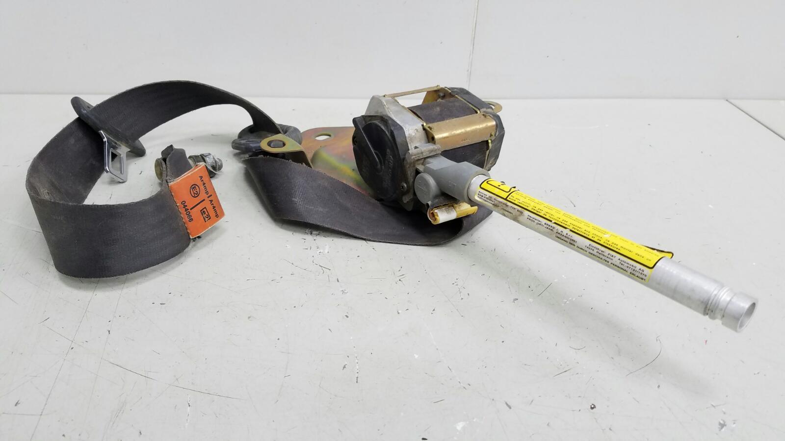 Ремень безопасности с пиропатроном Fiat Marea 186 A6.000 JTD 110 1.9Л 2001