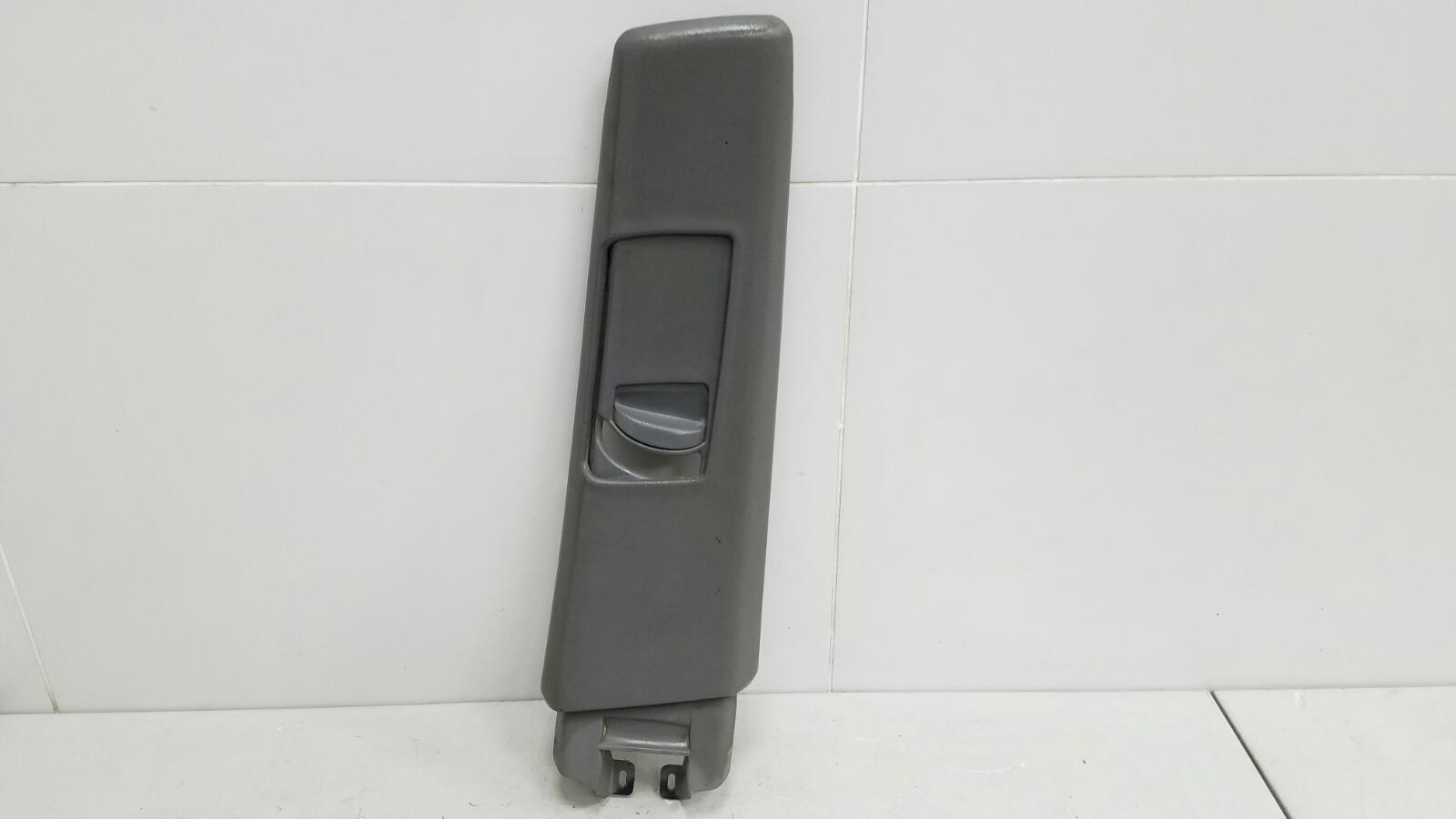 Накладка средней стойки Audi 100 45 1991 правая