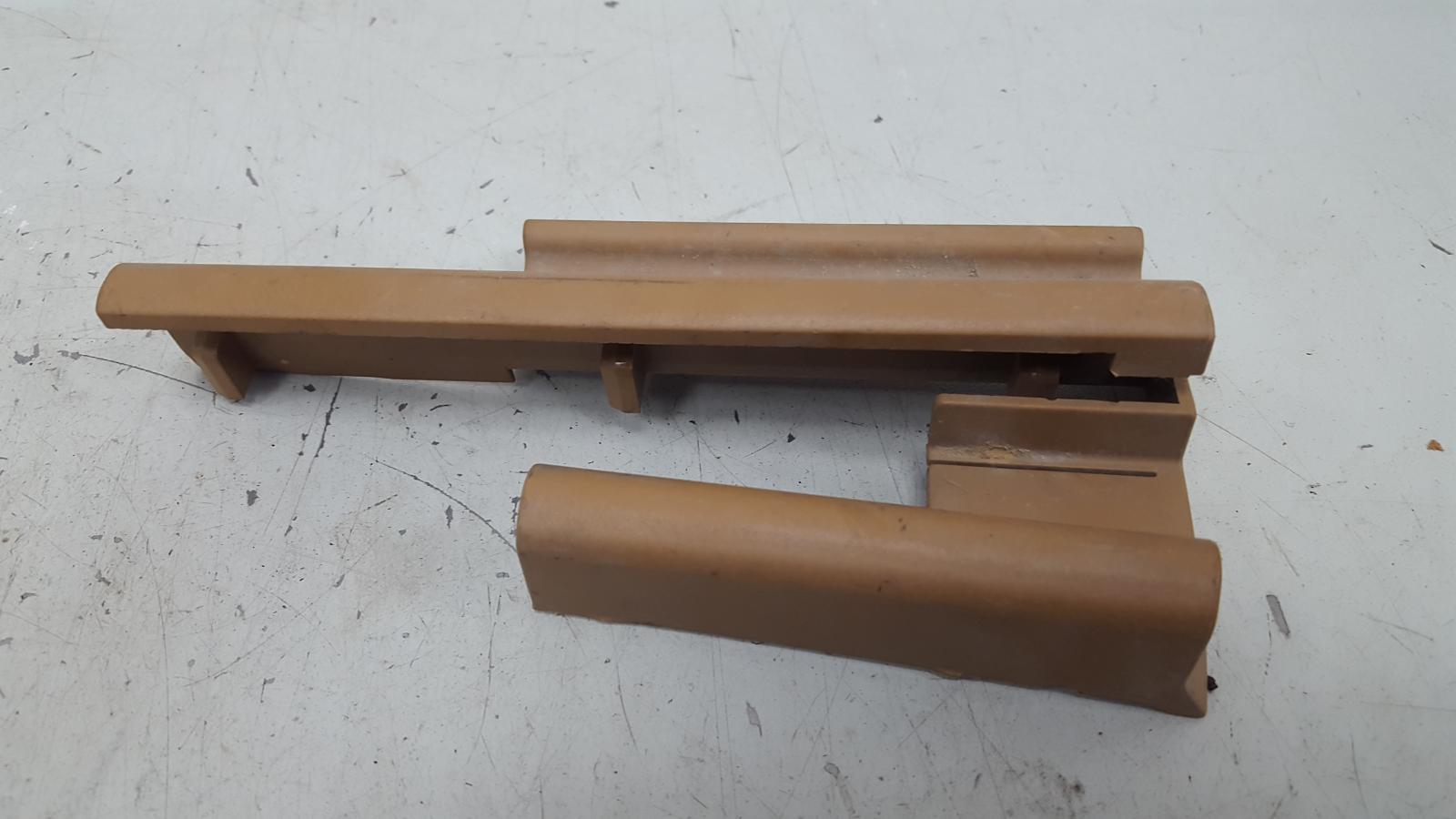 Накладка салазок сиденья Bmw 745I E65 N62B44A 4.4Л 2002
