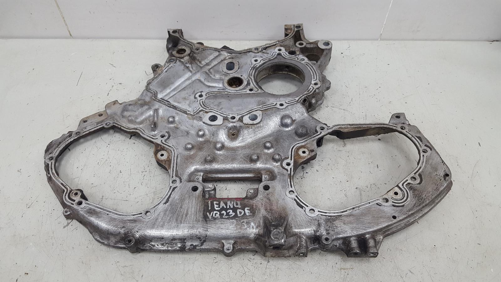Крышка двигателя Nissan Teana J31 VQ23DE 2.3Л 2004 задняя