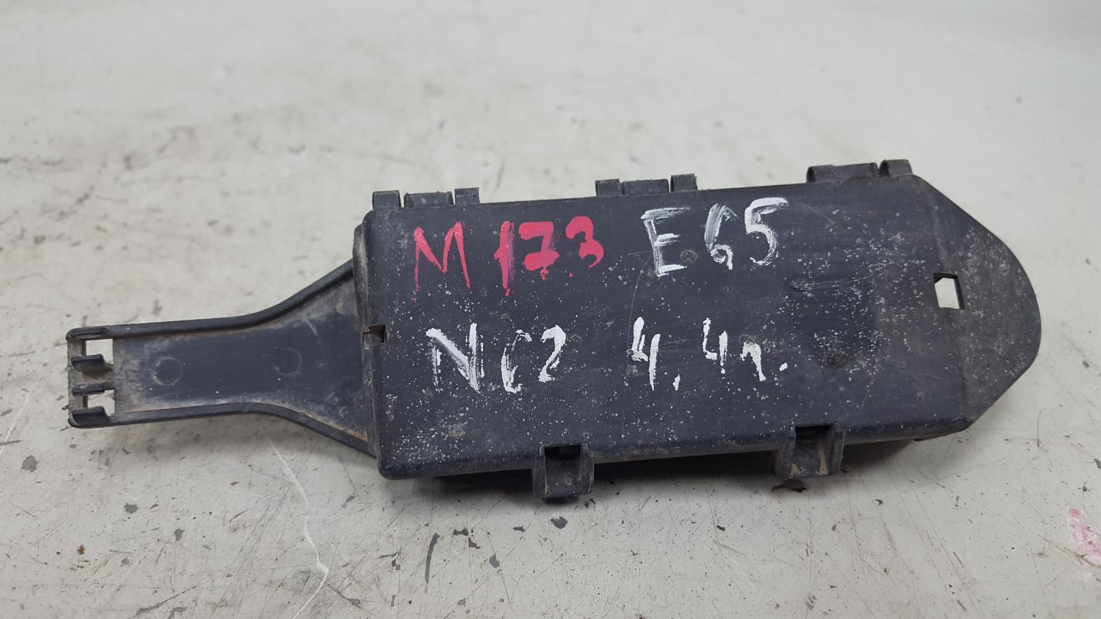 Тросик замка капота Bmw 745I E65 N62B44A 4.4Л 2002