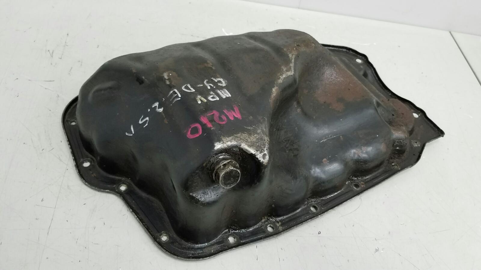 Поддон масляный картер Mazda Mpv 2 LW GYDE 2.5Л 2001