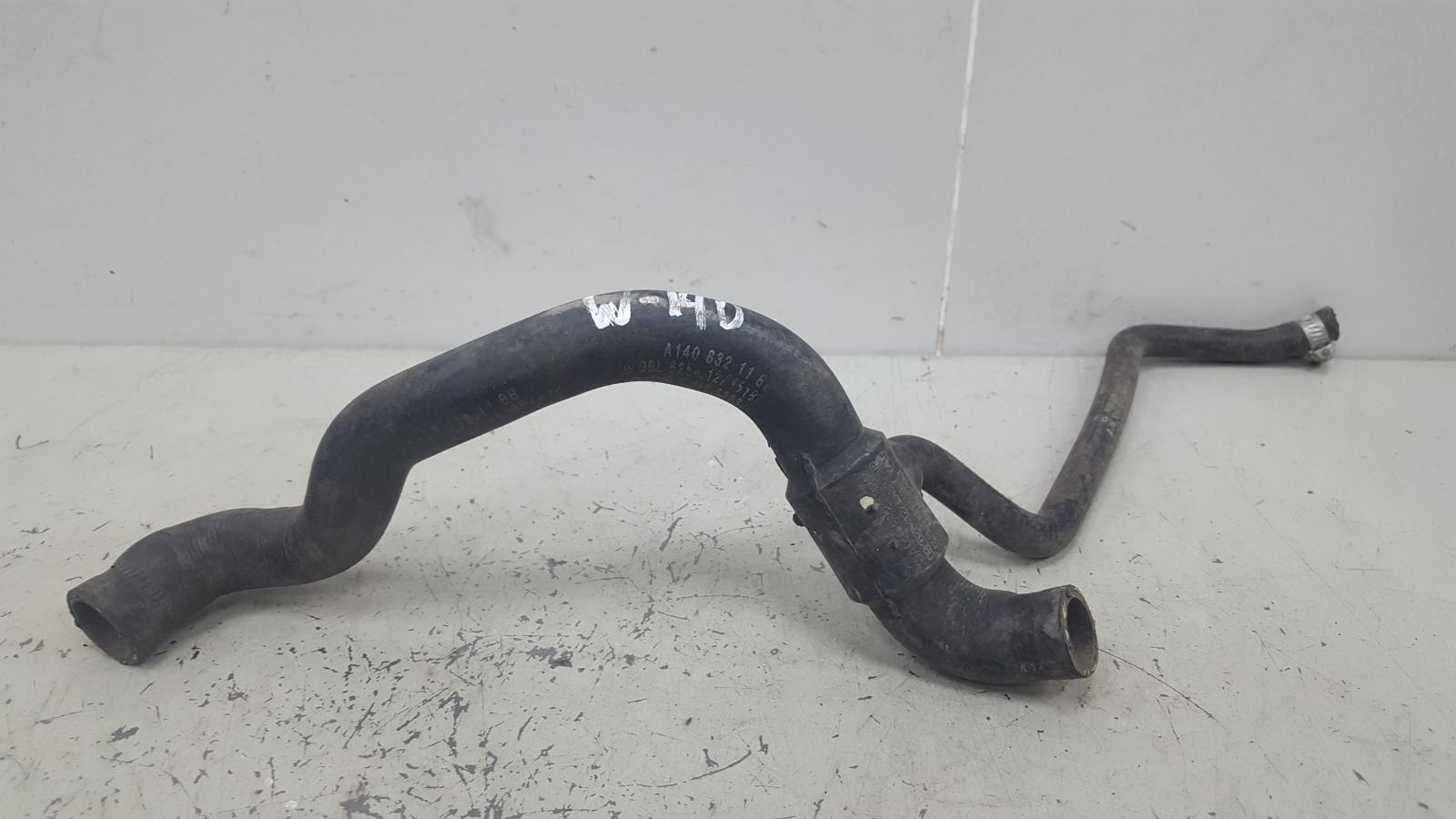 Патрубок системы охлаждения Mercedes S320 W140 M104.994 1995