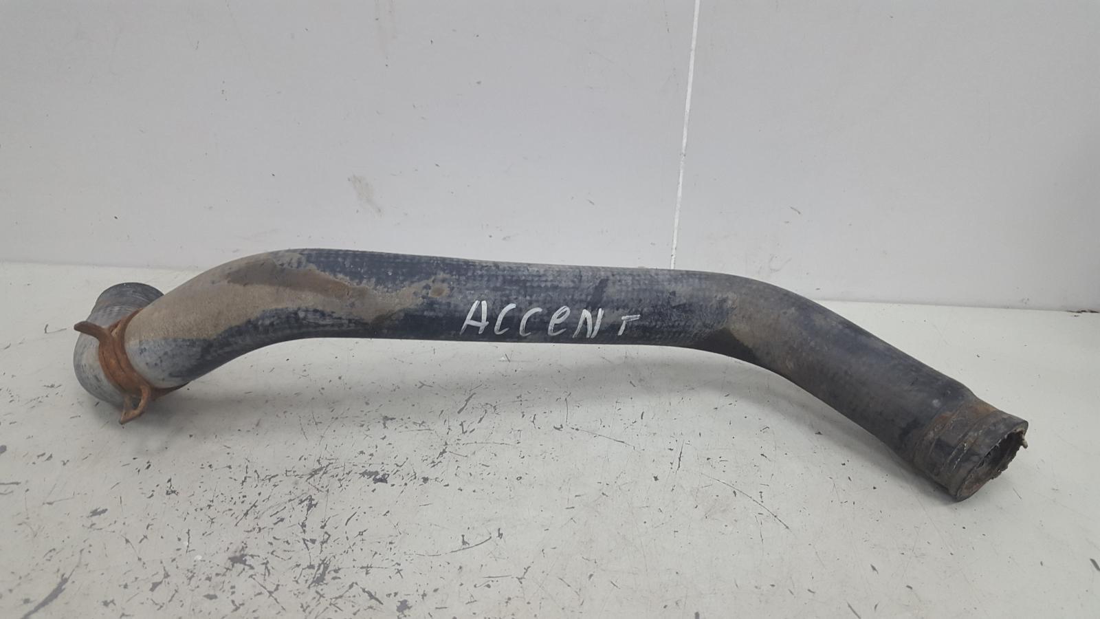 Патрубок системы охлаждения Hyundai Accent LC G4EC 2006