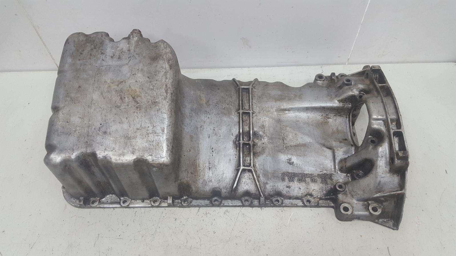Поддон масляный картер Mercedes E230 W210 M111.970 1996г
