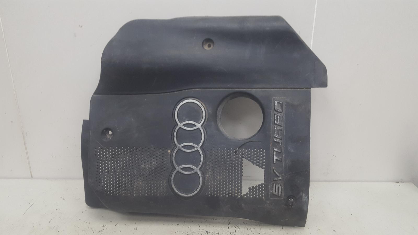 Декоративная крышка двигателя двс Audi A4 B5 AEB 1998