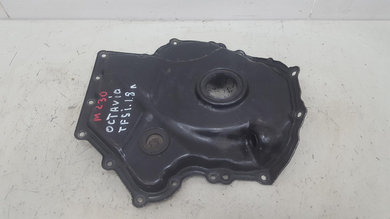 Крышка двигателя двс Skoda Octavia 1Z5 TFSI 2010