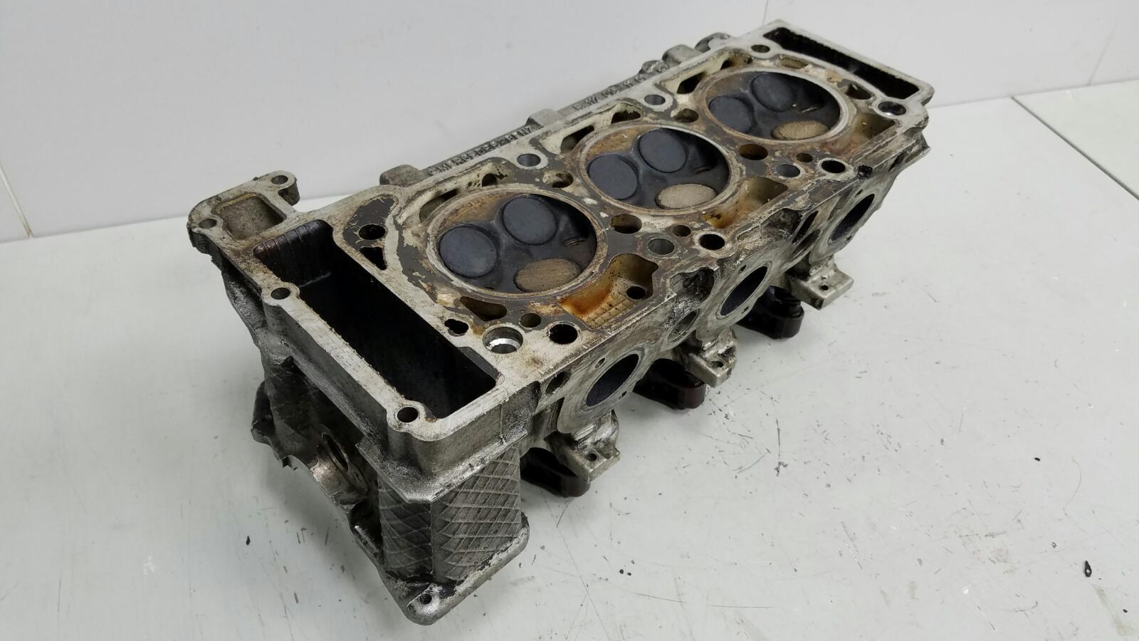 Головка блока цилиндров гбц Mercedes E240 W210 M112.911 2.4Л 1995