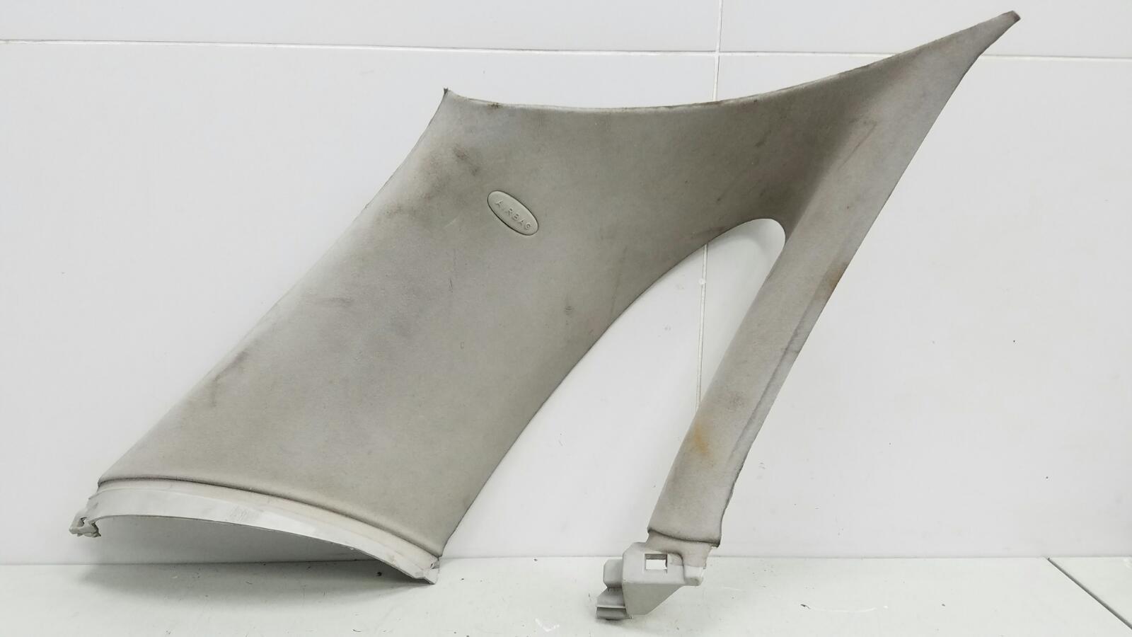 Обшивка стойки Citroen C5 DC 4HX (DW12TED4/FAP) 2.2Л 2002 задняя левая